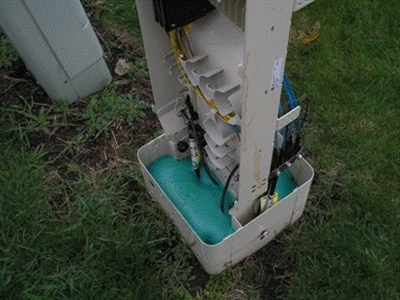 Picture of URF440 Pedestal Sealing Foam