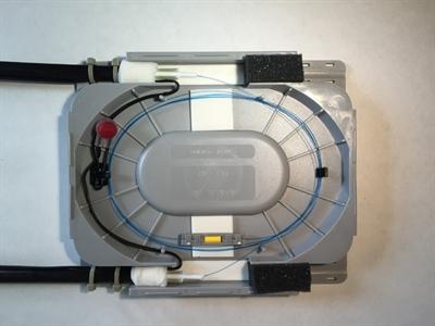 Picture of FOD-40 Fiber Optic Drop Splice Protection Repair Kit